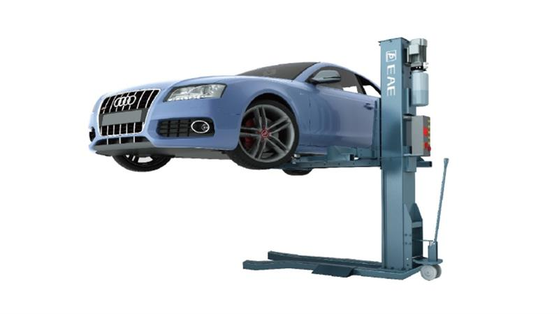 In Ground Car Lifts Uk